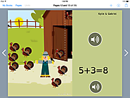 A Simple App Smash To Create Turkey Story Problems