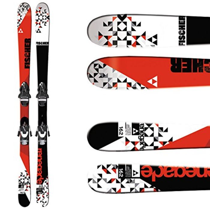 Buy Twin Tip Snow Skis For Kids