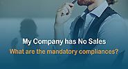 Does company with no transaction require ITR & Annual filing?