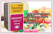 Temozolomide Natco Capsules | Temonat 250mg Price | Indian Oncology Drugs