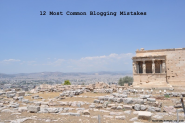 12 Most Common Blogging Mistakes