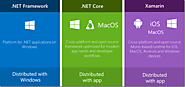 ".NET Core, .NET Framework, Xamarin – The ""WHAT and WHEN to use it"""