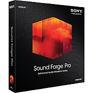 Sound Forge Pro 11 Crack+Serial Key Free Download