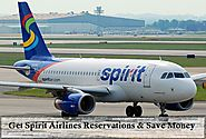 Spirit Airlines Reservation at Faremachine