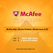 Mcafee Help | Mcafee Problem, Issue & Fix | Mcafee Troubleshooting