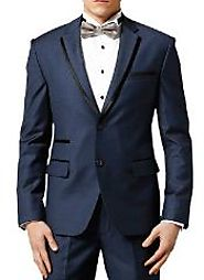 Stylish Collection Of Midnight Blue Shawl Tuxedo