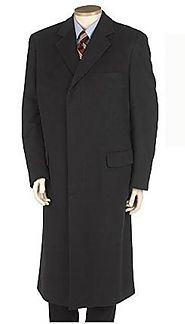 Stylish Collection of Mens Overcoats for Winter Season