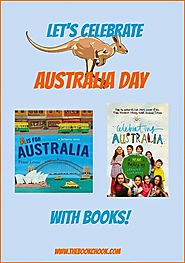 Let's Celebrate Australia Day with Books!