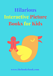 Hilarious Interactive Picture Books for Kids