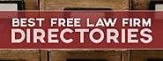 Best Free Law Firm Directories for 2016