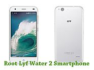 How To Root Lyf Water 2 Android Smartphone Using KIngroot