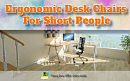 Comfortable Ergonomic Office Chairs For Short Adults