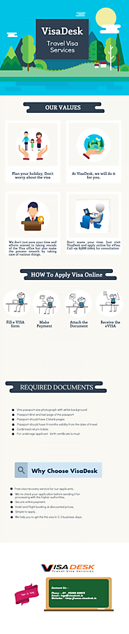 VISA DESK - TRAVEL VISA SERVICES