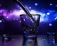 Lighted Liquor Bottle Shelves - Tackk