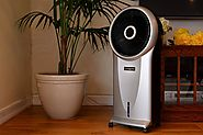Portable Evaporative Cooler with 250 Square Foot Cooling