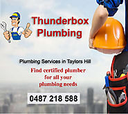 Get Professional Plumbers in Taylors Hill