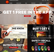 McDonald's Coupons • Excellent Offer : Up to 45% OFF | Promoupon