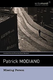 Missing Person by Patrick Modiano