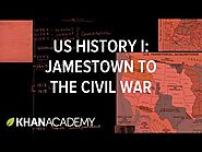 US History Overview 1: Jamestown to the Civil War