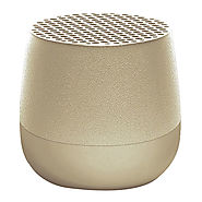 Mino Bluetooth Speaker - Light Gold - ShopPulp