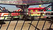 New year carnival rides 2016