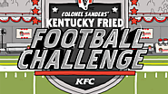 KFC Will Bring Gaming to Instagram With the 'Kentucky Fried Football Challenge'