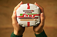 Burger King Will Exchange Your Unwanted Holiday Gifts for a Whopper