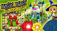 Flowers Match Ready2go Game Just in $2499 - AppnGameReskin