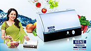 Website at https://www.kent.co.in/cooking-appliances/table-top-vegetable-fruit-purifier