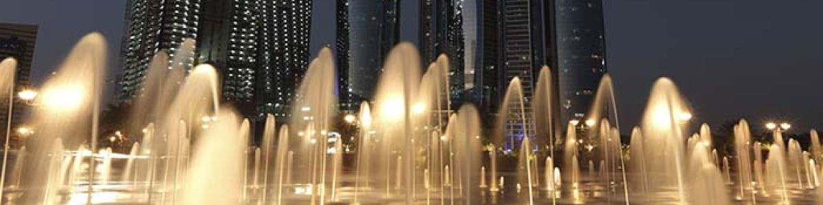 Headline for The Top-Rated Tourist Attractions in Abu Dhabi - Memorable Arabian Attractions