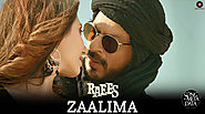Zaalima Lyrics - Raees (2017) | Mahira Khan | Arijit Singh - SMD Lyrics