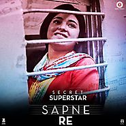 Sapne Re Lyrics - Secret Superstar | SMD Lyrics