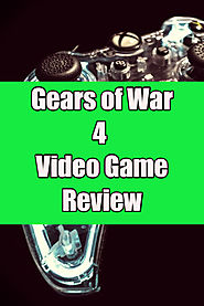 Gears of War 4 Review 2017 - Great Gift Ideas