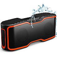 Best Waterproof Bluetooth Speakers under $50