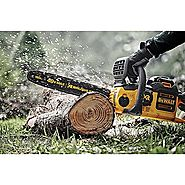Top 7 Best Cordless Electric Chainsaws Reviews 2017