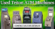 Different Types of ATM Machines by Stanley Thomas