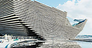 V&A dundee construction update: kengo kuma's vision takes shape