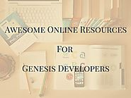 30+ Resources To Become A Smart Genesis Developer