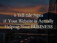 Is Your Website Really Helping You To Grow Your Business Or Killing It?