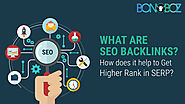 What are SEO Backlinks? How Does it Help to Get Higher Rank in SERP?
