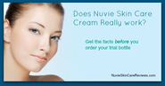 Nuvie Skin Care Reviews - The Good The Bad and The Ugly
