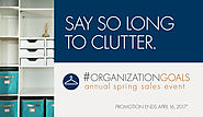 #OrganizationGoals: Annual Spring Sales Event - TRI Pointe Homes