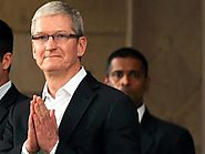 Apple is in India for the next 1000 years: CEO Tim Cook