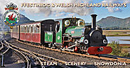 Ffestiniog & Welsh Highland Railways | Attractions in North Wales
