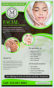 Soothing Facial That Gives You the Glow