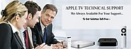 Apple TV Technical Support