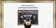 Quick DIY Tips on How to Examine an Antique Painting | Sarasota Antique Buyers