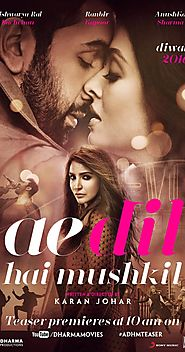 Ae Dil Hai Mushkil grossing at Rs 233.81 crore