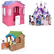 Best Outdoor Playhouses For Kids