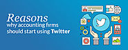 Does using Twitter make sense to an accounting firm? Yup.